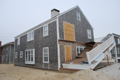 Analysis of Hurricane Sandy damage